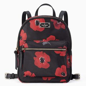 Kate Spade Wilson Road Poppy Bradley Backpack